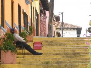 Siesta - San Cristobal de las Casas, Chiapas, Mexico