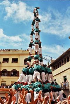 Castellers de Vilafranca