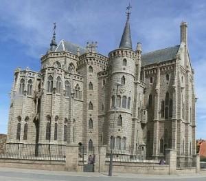 Castillo de Gaudí