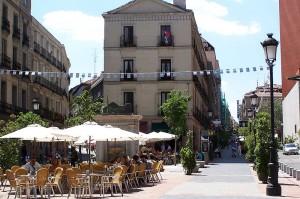 Madrid - Calle de Huertas