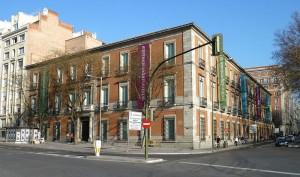 Madrid - Museo Thyssen-Bornemisza (Palacio de Villahermosa)