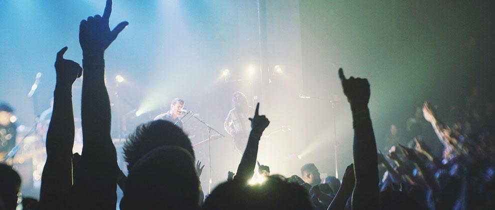 glasbeni festivali