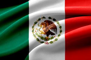 Mehiška zastava