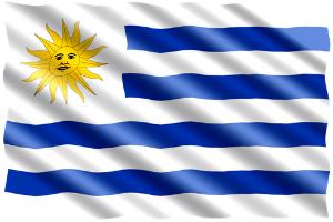 Urugvajska zastava